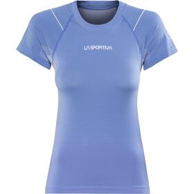 La Sportiva Medea T-shirt Dam marine blue/cobalt blue